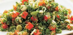 Healthy Dining Finder - Tabbouleh from Pasha's Healthy Mediterranean Cuisine