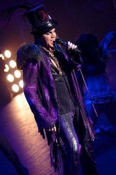 Adam Lambert rocks Honolulu celebrities