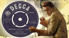 Billy Fury - When Will You Say I Love You