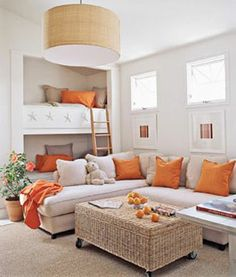 Accent Colors For Gray Rooms   Bungalow Home Staging & Redesign