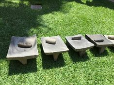 100% Mexican Metate | Etsy
