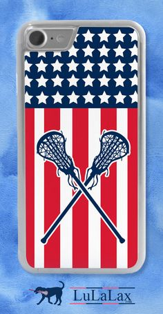 Protect your iPhone with lacrosse style! Our LuLaLax iPhone cases come in several different colors and even personalized options to meet your personal style!
