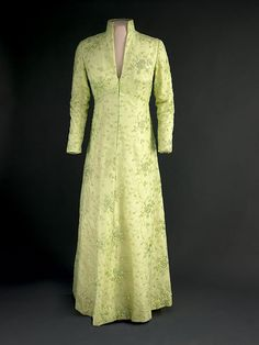 First Lady Betty Ford's State Dinner Dress, 1975