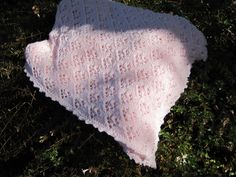 Ravelry: Elven Pixie Baby Blanket by Tall Gal Knits