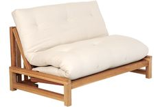Linear Sofa Bed 2 Seater Double from Futon Co. 148cm x 95cm