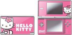 Hello Kitty Sitting Pink - Nintendo DS Lite - Skinit Skin by Skinit ** Visit the image link more details. (It is Amazon affiliate link) #HelloKitty