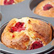 Raspberry-Cream Cheese Muffins Recipe at Cooking.com