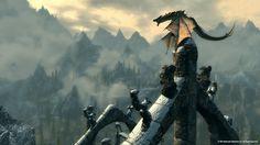 上古卷軸 5:無界天際,エルダー・スクロール V:スカイリム,The Elder Scrolls V: Skyrim