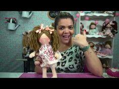 Baby Patterns, Doll Patterns, Doll Making Tutorials, Doll Tutorial, Sewing Dolls, Doll Hair, Easy Sewing Projects, Diy Dollhouse, Felt Dolls