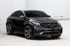 TOPCAR Mercedes-Benz GLE - ADV6 MV.1 Monoblock Wheels