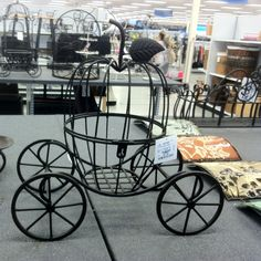 Thought of Emily when I found this Cinderella's pumpkin carriage at ROSS.