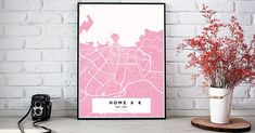Home ❤ | Custom Map Maker – Make Your Own Map Poster Online - YourOwnMaps