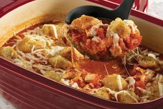 pampered chef chicken parmesan soup