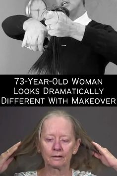 """There are some women who'd trade all their possessions just to have long and luscious locks. Yet, that doesn't mean long hair is necessarily a good fit for everyone. One example is 73-year-old Sandy from Boston, Massachusettes. She had managed to grow her hair past her shoulders, but instead of proudly letting it flow – she absolutely hated it! Like many others her age, Sandy wasn't feeling too good about her appearance and was seeking a little extra """"oomph"""" in the beauty department…"""