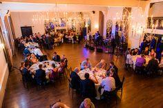 Reception. Vintage Ballroom. Alden Castle.   Michele Conde Photography //  http://micheleconde.com/