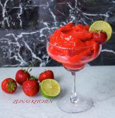 Virgin strawberry daiquiri - ZEINAS KITCHEN