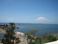 Imagens de Angola : Ilha de Luanda