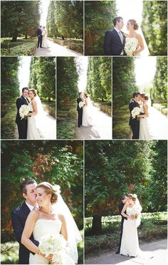 Kate & Brodie's gorgeous wedding at Allerton Park in Monticello IL by Rachael Schirano http://www.rachaelschirano.com/kate-brodie/