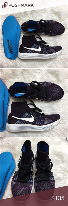 Nike Lunarepic Flyknit BRAND NEW- ORIGINAL BOX NO LID  ✅PRICE CAN BE NEGOTIATED THROUGH OFFER BUTTON                                                                                                             ✅NEXT DAY SHIPPING ✅BUNDLES DISCOUNT                                                                 🙅🏻 NO TRADES 🙅🏻NO LOWBALLING Nike Shoes Athletic Shoes