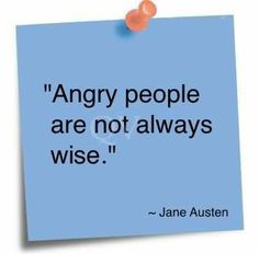 Anger Quotes & Sayings, Pictures and Images