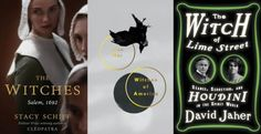 3 Witchy Books to Read On Halloween
