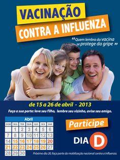 Cartaz Campanha de Vacinação - Belo Oriente - MG