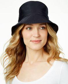 04eaf34af49 Nine West Rain Bucket Hat Handbags   Accessories - Macy s
