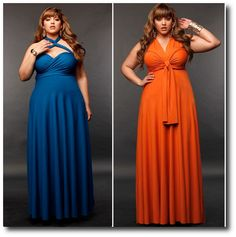 cutethickgirls.com plus size convertible dress (02) #plussizedresses