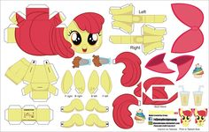 Apple Bloom 003 (Joinys 2.0) by ELJOEYDESIGNS.deviantart.com on @deviantART