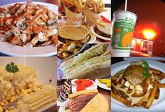 Iconic Montreal Foods