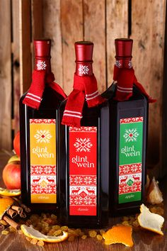 Mulled wine design / Дизайн Глинтвейна on Behance