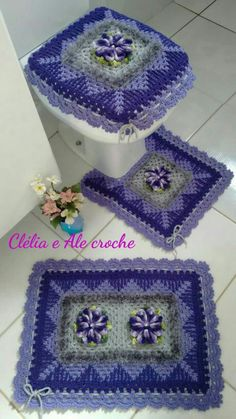 Floor Mats, Crochet Hats, Blanket, Blog, Christmas Decoration Crafts, Bed Covers, Centerpieces, Paintings, Tejidos