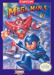 Mega Man 5 #NES