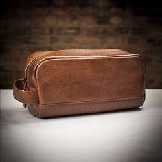 British Belt Co. Whiteford Wash Bag e8e071566b