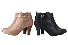 Cool fall weather signals the start of boot season. Chances are, it's time to give your footwear a serious reboot. With so many twists on the boot—from ankle boots, booties and flats to over-the-knee, wedge and stiletto—there's a perfect style (or two, or three) for every body shape. Ready b…