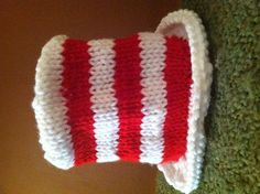 Cat in the hat.... I can make these!  Contact me for pricing