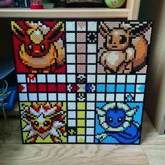 Pokémon game board
