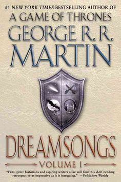 Even before A Game of Thrones, George R. R. Martin had already established himself as a giant in the field of fantasy literature. The first of two stunning collections, Dreamsongs: Volume I is a rare