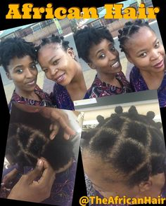 African Hair Natural Hair Care Tips, Natural Hair Styles, African Natural Hairstyles