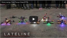 Ever wondering what it would be like to be onboard during a drone race? This video shows drone racing from first person view (FPV), also has crash FPV. http://quadricoptershop.info/drone-racing-fpv/