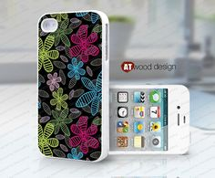 iphone in case custom Hard case Rubber case iphone 4 by Atwoodting, $6.99