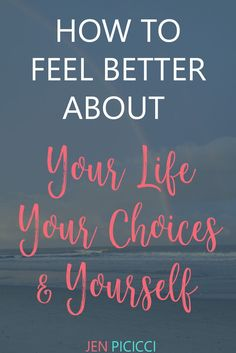 Have you spent way too much time feeling bad about yourself, your life, or your choices? But I've changed my ways and you can, too. Feeling Stressed, Stressed Out, Feeling Overwhelmed, Feeling Happy, How Are You Feeling, Just Keep Going, Fun To Be One, Happy Quotes, Happiness Quotes