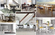 Expandable Wooden Dining Tables 5 + options