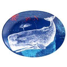 Pier 45 Oval Platter