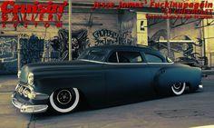 54 Chevy  Rat Rod