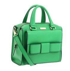 Yes, please.    Kate Spade Bow Bridge Kennedy Satchel