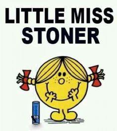 Stoner chick
