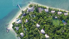 Cempedak Island has opened on a secluded 42-acre isle in Indonesia's picturesque Riau archipelago…