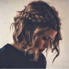 41 Drop-dead Gorgeous Hairstyles for Short Wavy Hair Pictures