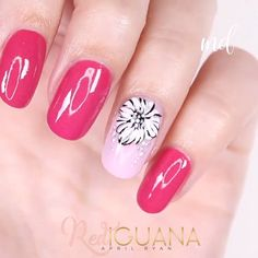 AMAZING SHORT NAIL ART Who said you need to have long nails to look glamorous? 💅😍 By: Red Iguana NailArt Christmas nails are that necessary component of your good vacation look. Long Nail Art, Short Nails Art, Long Nails, Nail Art Designs, Short Nail Designs, Spring Nail Art, Spring Nails, Winter Nails, Design Ongles Courts